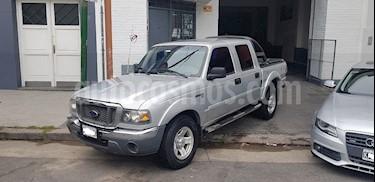 Foto venta Auto Usado Ford Ranger XLT 3.0L 4x4 TDi CD (2006) color Gris Plata  precio $329.000