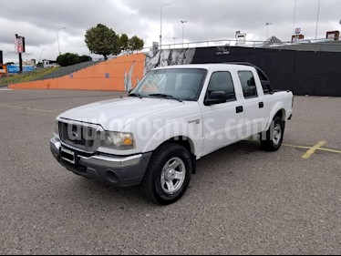 Foto venta Auto usado Ford Ranger XLT 3.0L 4x4 TDi CD (2007) color Blanco precio $500.000