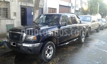 Foto venta Auto usado Ford Ranger XLT 3.0L 4x4 TDi CD (2007) color Azul precio $390.000