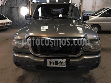 foto Ford Ranger XLT 3.0L 4x4 TDi CD usado (2008) color Gris Oscuro precio $365.000