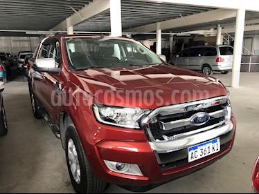 Foto Ford Ranger XLT 3.2L 4x2 TDi CD Aut 2015/2016 usado (2018) color Rojo precio $1.420.000