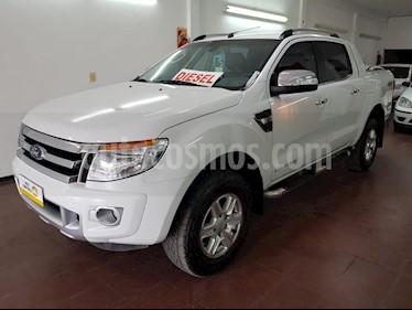 Foto venta Auto usado Ford Ranger XLT 3.2L 4x2 TDi CD (2015) color Blanco precio $860.000