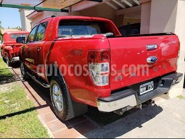 Foto venta Auto usado Ford Ranger XLT 3.2L 4x2 TDi CD (2013) color Rojo precio $760.000