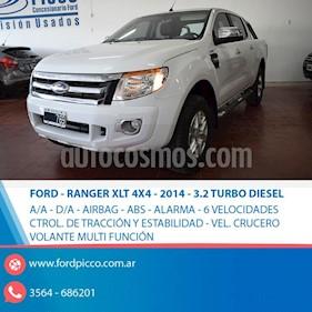 Foto venta Auto usado Ford Ranger XLT 3.2L 4x2 TDi CD (2012) color Blanco precio $970.000
