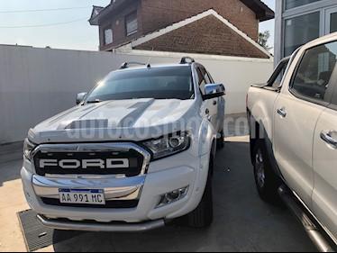 Foto venta Auto usado Ford Ranger XLT 3.2L 4x2 TDi CD (2017) color Blanco precio $1.310.000
