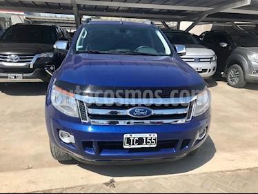 Foto venta Auto usado Ford Ranger XLT 3.2L 4x2 TDi CD (2012) color Azul precio $930.000