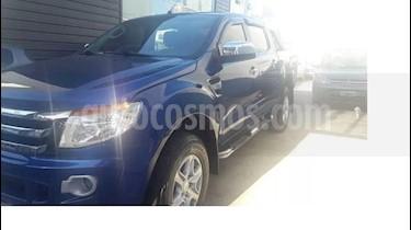 Foto Ford Ranger XLT 3.2L 4x2 TDi CD usado (2016) color Azul Aurora precio $1.190.000