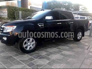 Foto venta Auto usado Ford Ranger XLT 3.2L 4x2 TDi CD (2013) color Negro precio $730.000