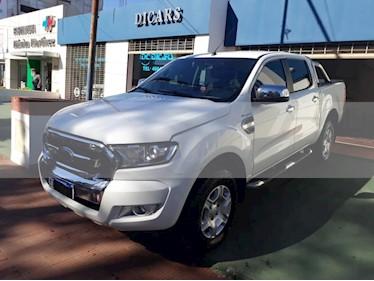 foto Ford Ranger XLT 3.2L 4x4 TDi CD 2015/2016 usado (2016) color Blanco precio $920.000