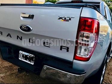 Foto venta Auto usado Ford Ranger XLT 3.2L 4x4 TDi CD 2015/2016 (2014) color Gris Claro precio $750.000