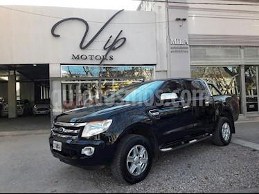 Foto venta Auto usado Ford Ranger XLT 3.2L 4x4 TDi CD 2015/2016 (2014) color Negro precio $890.000