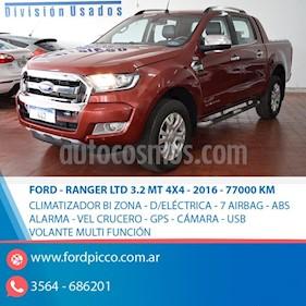 Foto venta Auto usado Ford Ranger XLT 3.2L 4x4 TDi CD Aut 2015/2016 (2016) precio $1.295.000