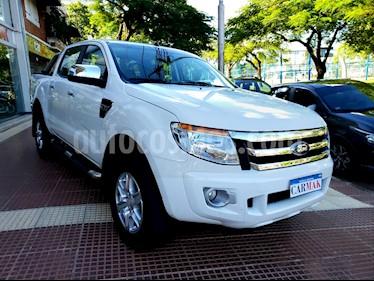 Foto venta Auto usado Ford Ranger XLT 3.2L 4x4 TDi CD Aut 2015/2016 (2015) color Blanco precio $949.990