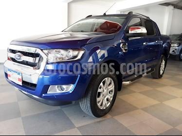 Foto Ford Ranger XLT 3.2L 4x4 TDi CD Aut 2015/2016 usado (2018) color Azul precio $111.111.111