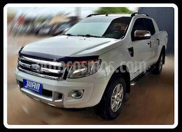 Foto venta Auto usado Ford Ranger XLT 3.2L 4x4 TDi CD Aut (2015) color Blanco precio $1.380.000