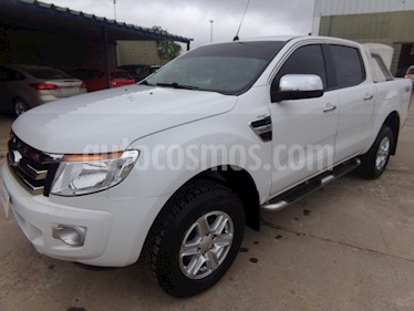 Foto venta Auto usado Ford Ranger XLT 3.2L 4x4 TDi CD Aut (2015) color Blanco Oxford precio $890.000