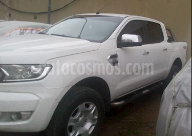 Ford Ranger XLT 3.2L 4x4 TDi CD usado (2017) color Blanco Oxford precio $1.490.000