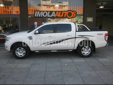 Foto venta Auto Usado Ford Ranger XLT 3.2L 4x4 TDi CD (2018) color Blanco precio $1.080.000