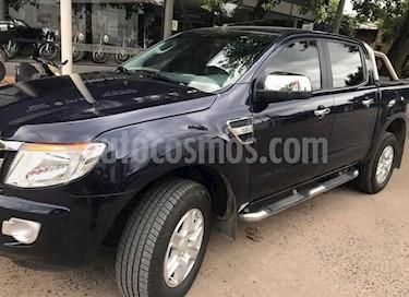 Foto venta Auto usado Ford Ranger XLT 3.2L 4x4 TDi CD (2015) color Azul Monaco precio $858.000