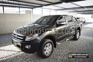 Foto venta Auto usado Ford Ranger XLT 3.2L 4x4 TDi CD (2014) color Negro Perla precio $799.000