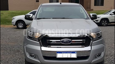 Foto venta Auto usado Ford Ranger XLT 3.2L 4x4 TDi CD (2018) color Gris Claro precio $1.150.000