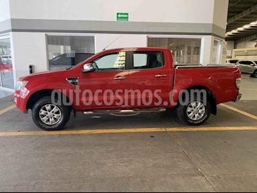 Foto venta Auto usado Ford Ranger XLT 4x2 Cabina Doble (2015) color Rojo precio $250,000