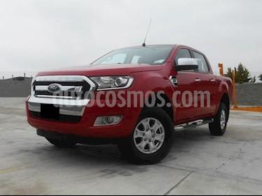 Foto venta Auto Seminuevo Ford Ranger XLT 4x2 Cabina Doble (2017) color Rojo Manzana precio $355,000