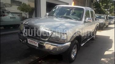 Foto venta Auto Usado Ford Ranger XLT 4x2 CD (2003) color Gris Claro precio $300.000