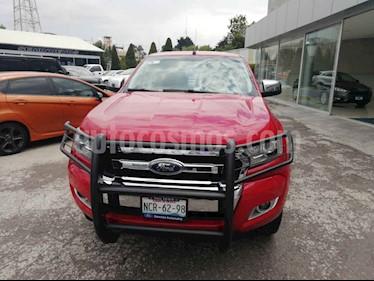 Foto venta Auto usado Ford Ranger XLT Cabina Doble (2018) color Rojo precio $360,000