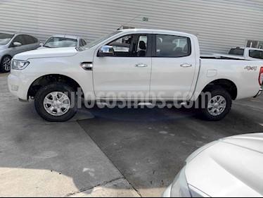 Ford Ranger XLT Cabina Doble usado (2017) color Blanco precio $369,000