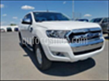 Ford Ranger XLT CREW CAB AT DIESEL 4X4 usado (2017) color Blanco precio $445,000