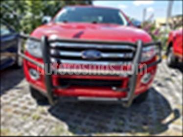 Foto venta Auto usado Ford Ranger XLT CREW CAB (2015) color Rojo precio $255,000