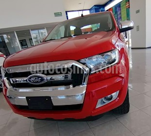 foto Ford Ranger XLT Diésel 4x4 Cabina Doble nuevo color Rojo Manzana precio $601,300