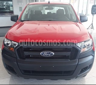 Foto venta Auto nuevo Ford Ranger XLT gasolina 4x2 Cabina Doble color Rojo precio $472,400