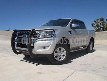 Foto venta Auto usado Ford Ranger XLT Gasolina 4x2 Cabina Doble (2016) color Plata Metalico precio $365,000