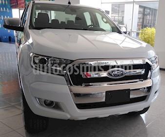 Foto venta Auto nuevo Ford Ranger XLT gasolina 4x2 Cabina Doble color Blanco precio $472,400