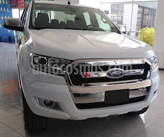 Ford Ranger XLT gasolina 4x2 Cabina Doble nuevo color Blanco precio $472,400