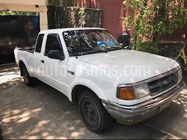 Ford Ranger XLT Sport Super Cab Aut V6 usado (1992) color Blanco precio $42,000