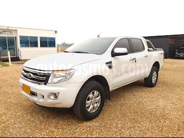 Foto venta Carro usado Ford Ranger XLT   (2015) color Blanco precio $65.000.000