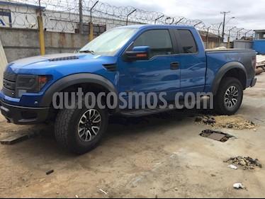 Ford Raptor 3.5L Supercab Ecoobost Bi-Turbo  usado (2014) color Azul precio $23.500.000