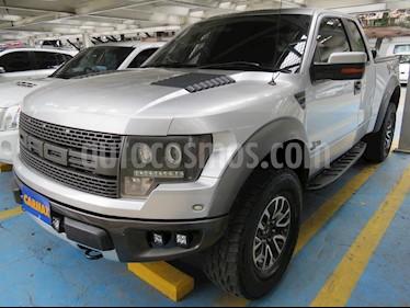 Foto venta Carro usado Ford Raptor 3.5L (2012) color Plata Puro precio $90.900.000