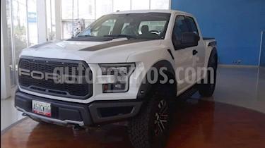 Ford Raptor Supercab usado (2019) color Blanco precio BoF75.000