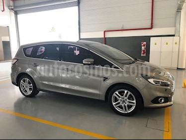 Foto Ford S-Max Titanium Aut usado (2018) color Gris Tectonico precio $1.930.000
