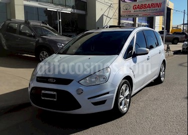 Foto venta Auto usado Ford S-Max Trend (2012) color Blanco precio $570.000