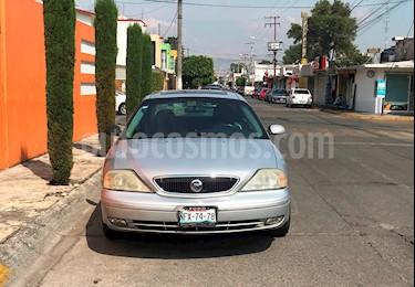 Ford Sable LS Premium usado (2001) color Gris Plata  precio $33,000