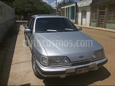 Ford Sierra XR6i V6 2.8i usado (1988) color Plata precio u$s1.300