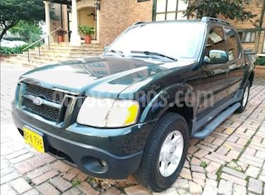 Ford Sport Trac 4.0 XLT Aut 4P usado (2004) color Verde precio $23.400.000