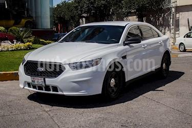 Foto Ford Taurus equipado usado (2014) color Blanco precio $225,000
