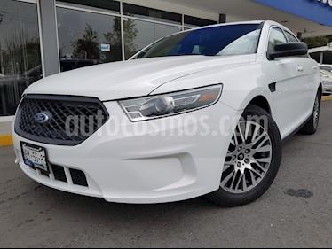 Foto venta Auto usado Ford Taurus Sedan (2015) color Blanco precio $355,000
