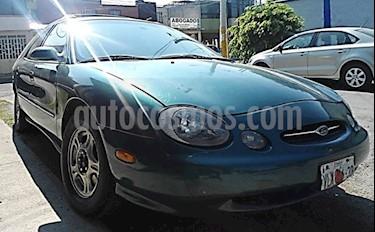 Foto venta Auto usado Ford Taurus vagoneta equipada (1999) color Verde precio $29,500